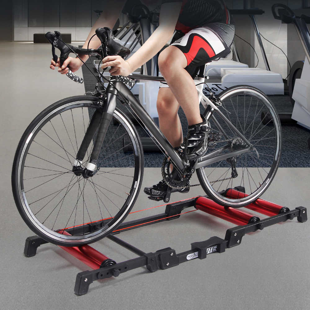 Home Bicycle Trainer Stationary Bike Cycle Stand Indoor Exercise Training