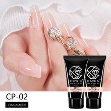 30 мл поликристаллический гель УФ светодиодный для дизайна ногтей