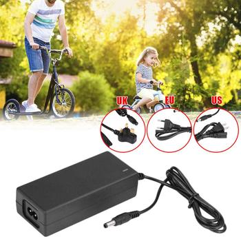 SALE Top 29.4V 2A Battery Power Adapter Charger for Electric Balancing Scooter Hoverboard Power car accessories AU/US/EU/UK image