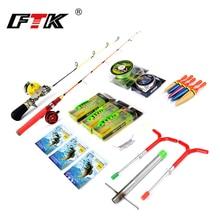 FTK зимняя удочка для подледной рыбалки с катушкой для подледной рыбалки зимние снасти для подледной рыбалки