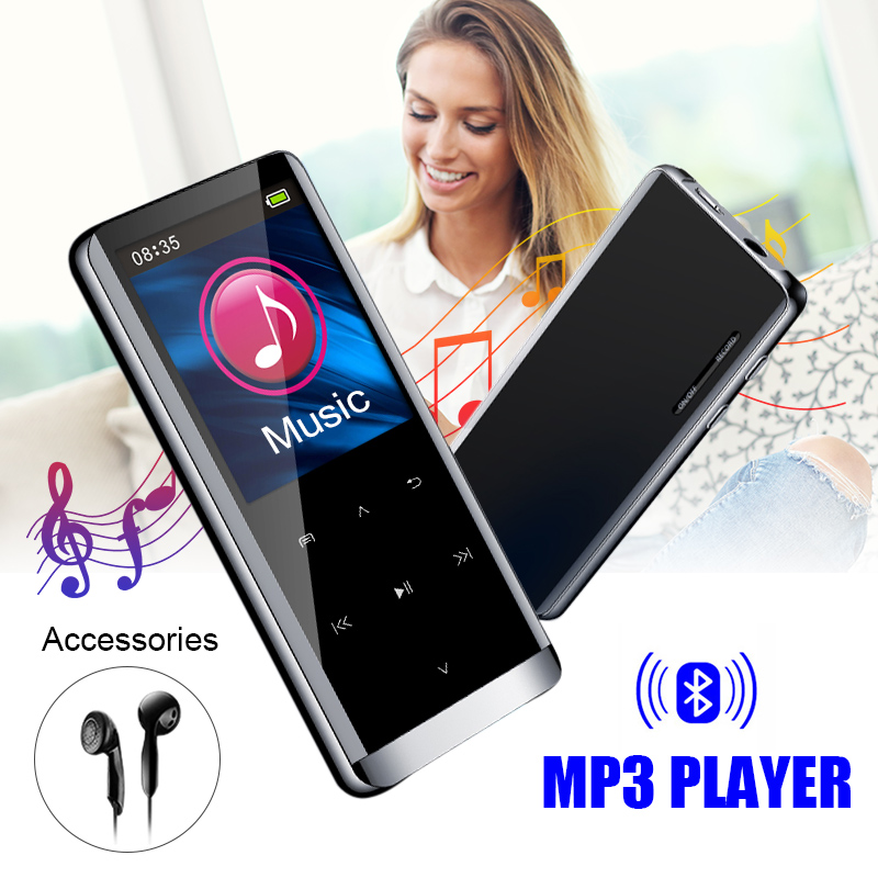 Bluetooth MP4 Player Media FM Radio Recorder HIFI Sport Music Speakers Xk88