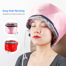 Adjustable Electric Women  Thermal Treatment Hair Dryers Heating Hat Beauty Hair Styling Care Hair Protection
