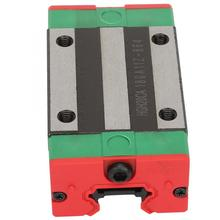 1Pcs 20mm Red and Green Linear Guide Rail Block Slider Bearing Steel Sliding