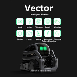 Cozmo second generation robot Anki Vector AI intelligent robot High Tech Toys Robot Cozmo Artificial Intelligence Robot Toy