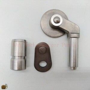 Image 2 - Turbo Part Wastegate TD025 Rattle Flapper Go lf Jet ta Pas sat 1.4TSI CAXA, CAXC 03C145702L 49373 01001 AAA Turbocharger Parts