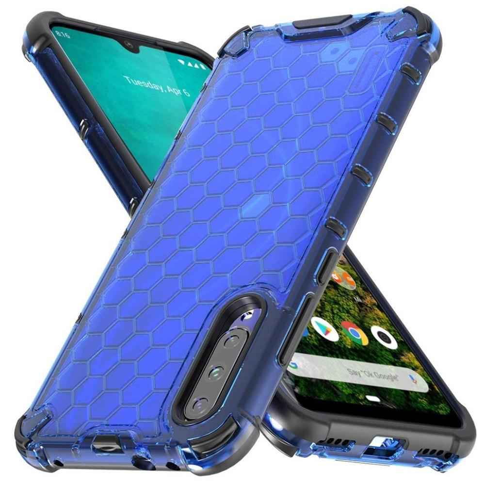 Fall Für Huawei Mate 20 30 P30 Pro Lite Abdeckung Silikon Waben Fall Für Huawei Ehre 8X 9X 8A 20 y7 Y6 Y9 2019 Nova 5 5i Pro