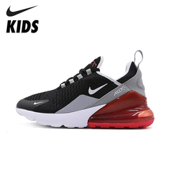 NIKE AIR MAX 270 Kids Shoes Original Comfortable Children Running Shoes Lightweight Sports Outdoor Sneakers #943345
