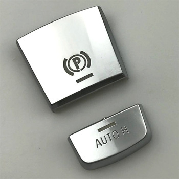 Suitable For BMW Electronic Brake Decorative Cover 5 Series 7 Series X3 X4 X6 X5 Brake Modification Button Cover image