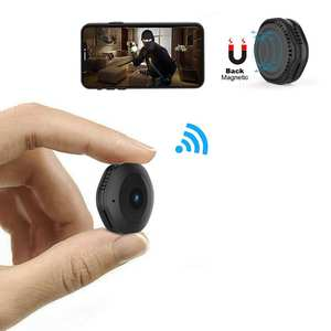 Wifi-Camera Secret-Cam Espion Portable Hidden Home-Security Wireless Small Motion-Activated/night-Vision
