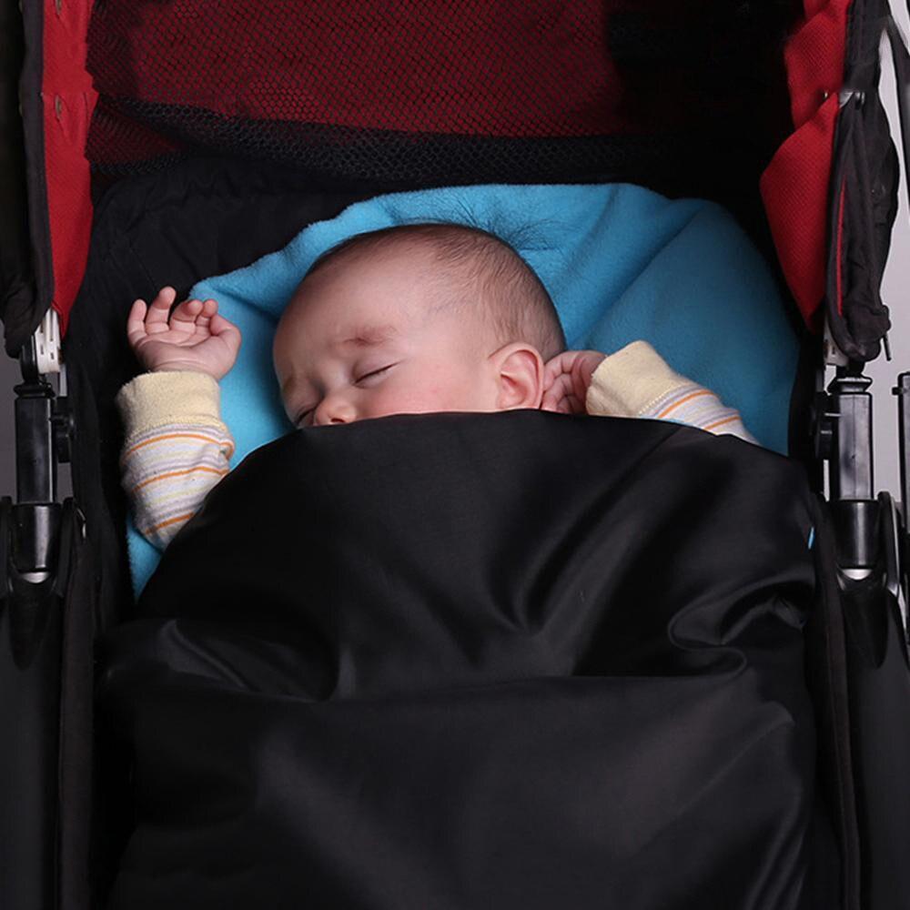 Winte Baby Toddler New Universal Footmuff Cosy Toes Apron Liner Buggy Pram Stroller Newborn Sleeping Bags Stroller  Blanket
