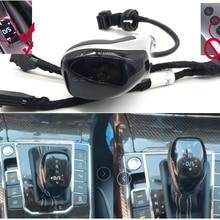 DSG синхронизация электронный дисплей рукоятка для рычага переключения передач рычаг гандбол для passat B8 Golf 7 MQB Tiguan Octavia Yeti superb