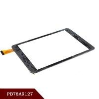 새로운 8''Inch PB78A9127 태블릿 PC 용량 성 터치 스크린 패널 디지타이저 센서 교체 부품 무료 배송