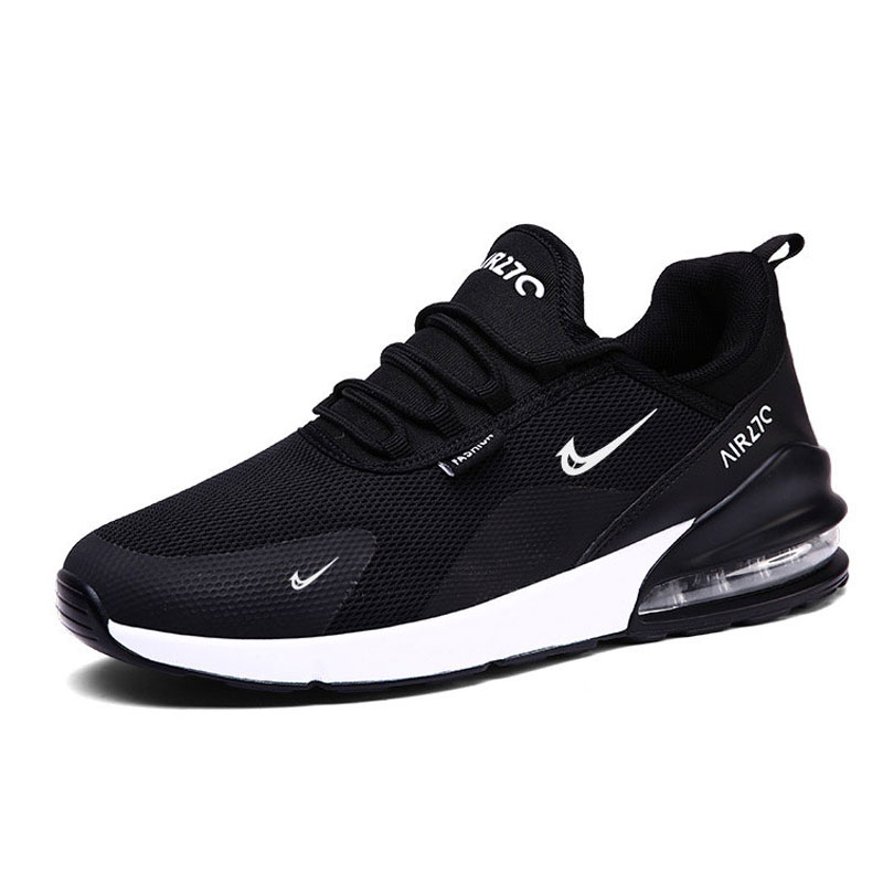 Men Fashion Casual Sports Shoes Air Cushion Running Sneakers Tennis Shoes For Men Lace -up