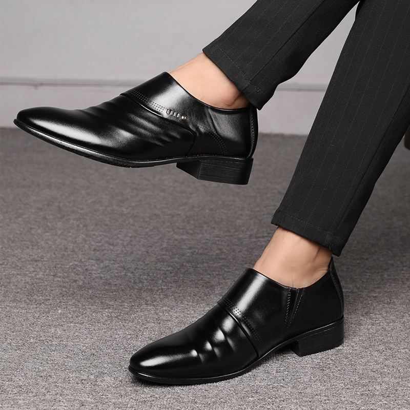 Oxfords Business and Wedding Leather Shoe 14