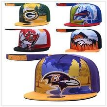Gorra de béisbol de Los Ángeles, ajustable, Hip Hop, Chicago, Snapback, ajustada, nueva calidad, nueva, 2021