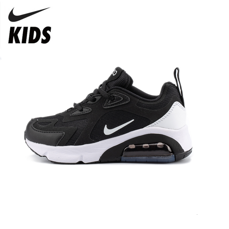NIKE AIR MAX 200 (PS) Original Kids Shoes New Arrival Children Sports Running Shoes Comfortable Sneakers #AQ2568/AT6175