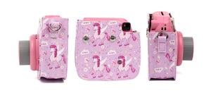 Image 5 - Fuji Fujifilm Instax Mini 9 Mini 8 Camera Bag PU Leather Instant Camera Accessories Shoulder Bag Protector Cover Case With Strap