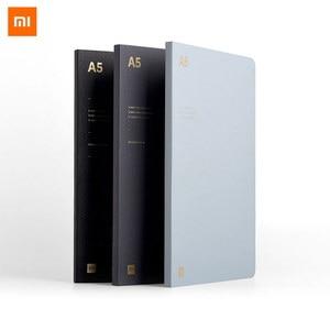 Image 1 - Xiaomi A5 Laptop Sinh Viên Nhật Ký Kinh Doanh Văn Phòng Làm Việc Nghiên Cứu Văn Phòng Phẩm Da Mềm Di Động Tahiti Giấy 180 ° Phẳng Lịch