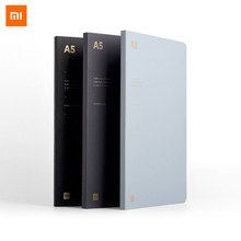Xiaomi A5 Notebook Student Diary Business Office Work Study Stationery Soft Leather Portable Tahiti Paper 180° Flat Schedule