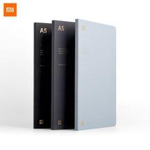 Записная книжка Xiaomi A5, студенческий дневник, деловая офисная работа, канцелярские принадлежности, мягкая кожа, портативная бумага Tahiti, плоский график 180 °
