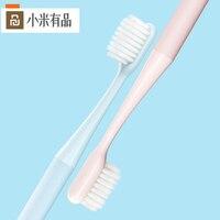 Original Xiaomi mijia Zahnbürste Besser Draht Pinsel Importiert ultra-feinen weichen haar Pflege Für Die zähne 2 farben