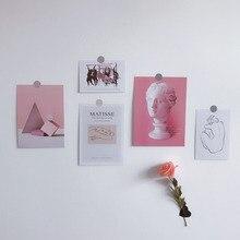 Stationery Morandi-Art Decoration-Cards Background Wall-Sticker DIY Photographic-Props