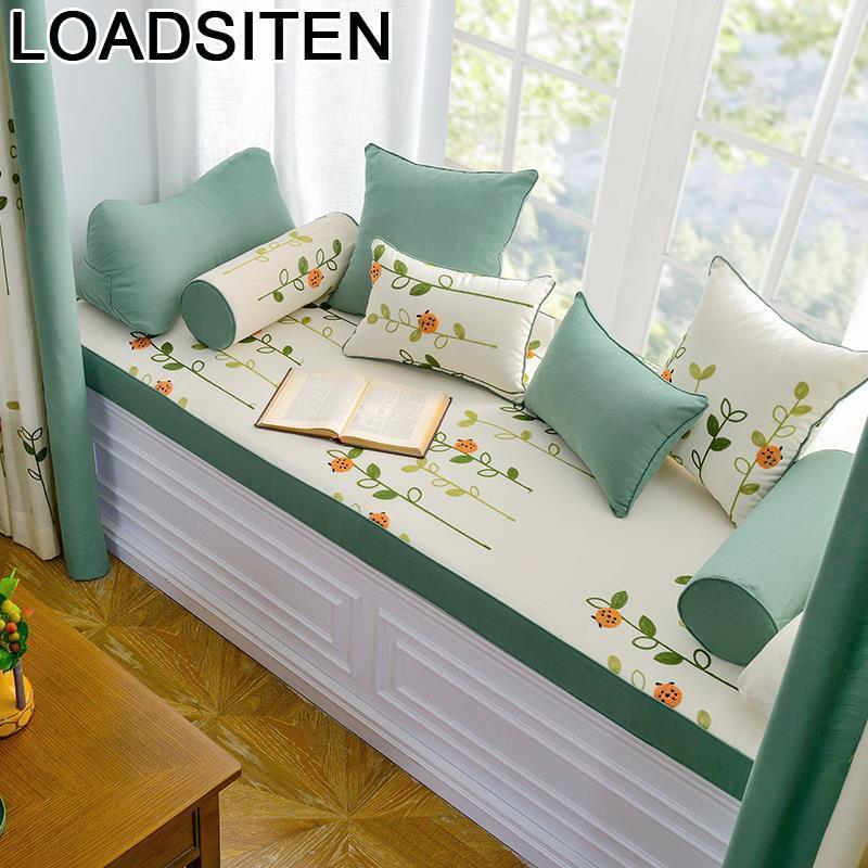 Topper Poduszka Na Siedzisko Decoracion Silla Jardin Mattress Coussin Decoration Balcony Cojin Cushion Home Decor Window Bay Mat