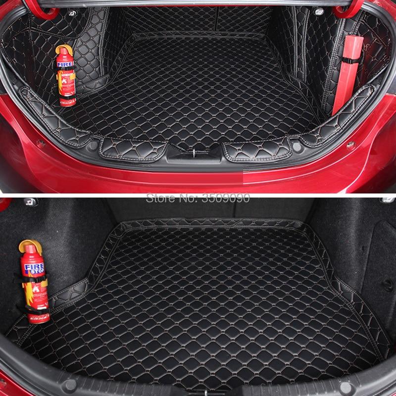 Interior Car Accessories karaoke-jack.jp Mazda 3 Car Carpet Boot ...