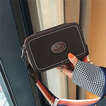 New Fashion Wild Bags for Women 2019 Luxury Handbags Designer Purse Crossbody PU Flap Shoulder