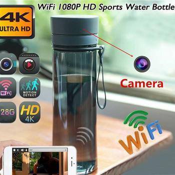 Mini caméra WIFI Portable HD 1080P micro caméra vidéo bouteille sécurité Webcam eau sans fil Sport caméra caméscope H7F1