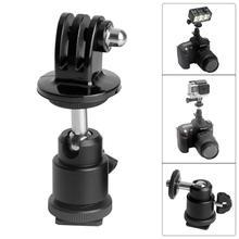 Мобильный телефон 1/4 винт Горячий башмак адаптер фотографии аксессуары для Nikon DSLR Камеры спортивные камеры s мониторы