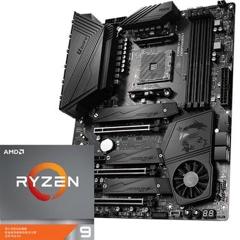 MEG X570 UNIFY motherboard + R5 5600X/R7 5800X/R9 5900X CPU motherboard+CPU set