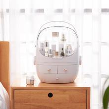 New Arrival Makeup Organizer Box Jewelry Nail Polish Plastic Home Desktop For Cosmetics