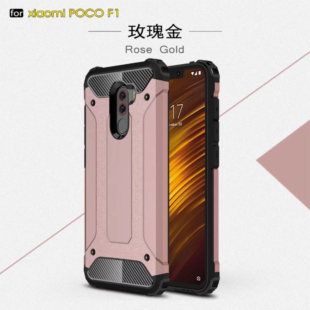Rugged Armor Case For <font><b>Xiaomi</b></font> <font><b>Redmi</b></font> <font><b>Note</b></font> 5 6 <font><b>7</b></font> <font><b>Pro</b></font> 4X Case Plus 4 6A 4A S2 Mi A1 A2 6X 8 Lite 9 Pocophone F1 Cases PC Silicone image