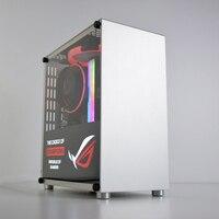 METALFISH S3 Plus ITX MINI Kleine Fall Alle Aluminium Koffer Tragbare HTPC Desktop-Computer Leere Chassis PC Gaming Fall