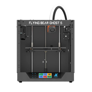Image 3 - 2020 מכירה לוהטת Flyingbear ghost 5 diy 3D מדפסת עם מסך מגע 3D ПРИНТЕР ערכת