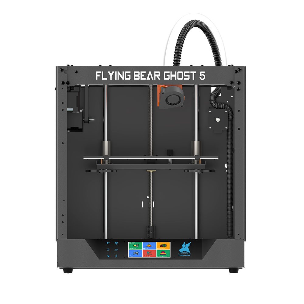 cheapest 2020 Hot Sale Flyingbear-Ghost 5 DIY 3d printer with Touchscreen 3D                               KIT
