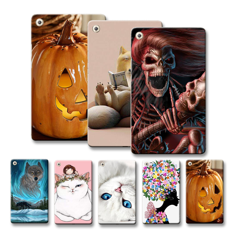 Fashion Ultra Thin DIY Painted Tablet Cases For Xiaomi Tablet Mi Pad Mipad 1 2 3 4 4 Plus 7.9 8.0 10.1 Inch Soft Silicone Cover