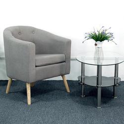 Pościel sypialnia Sofa pojedyncza Sofa balkon Nordic Fabric minimalistyczny nowoczesny mały apartament sofy do salonu meble HWC| |   -