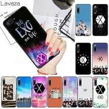 Мягкий чехол Lavaza EXO band k-pop kpop для Xiaomi MI MAX 2S 3 6 8 9T CC9E SE A1 A2 A3 F1 Note 10 Pro Lite