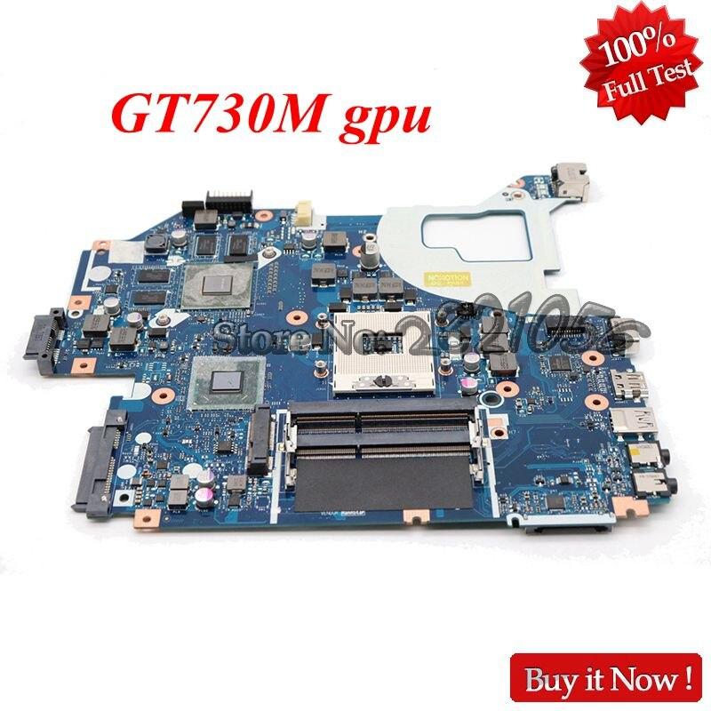 NOKOTTION NBM6A11001 NB M6A11 001 Main Board For Acer aspire V3 571G Laptop Motherboard HM77 DDR3