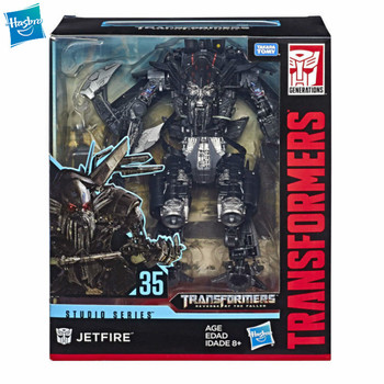 Hasbro Studio Series Transformers 21cm Bolide PVC Action Figure Deformation Robot Transformation Model Toy 1