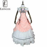 Black Butler Ciel Phantomhive Cosplay Costumes Women Girl Fashion Style Dress For Gift Halloween Party Custom Made