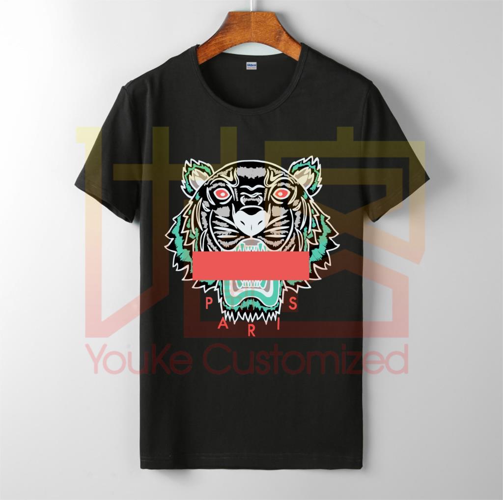 Menzo Logo T-shirt 2020 Men's New Fashion O-neck Cotton Short Sleeves Tops Tee Printed Unisex Casual T-shirt