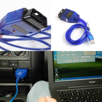 2020 OBD2 USB Cable VAG-COM KKL 409.1 Auto Scanner Scan Tool for Seat Diagnostic tools New image