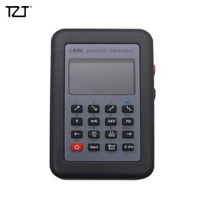 Image 1 - TZT LB06 Multifunction Process Calibrator 0 24mA 0 11V/ mV Signal Generator Hart Modbus Function