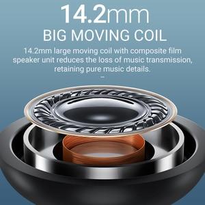Image 4 - hoco earphone headset 3.5mm wire in ear earphone with microphone for xiaomi samsung hifi earphones with mic mini ear phone 3.5