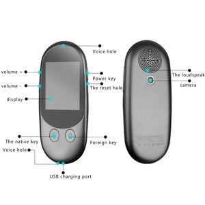 Image 4 - Portable Smart Instant Voice Offline Translator Real Time Multi Languages Mini Translation Tool with Camera Scanning Translator