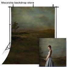 דיוקן צילום רקע מיקרופייבר Absract תמונה סטודיו רקע עבור צלמים ראש יריות ישן מאסטר אבזרי תמונה