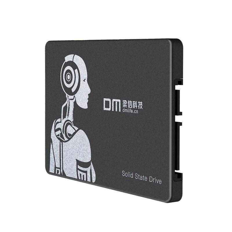 DM F5 SSD 512GB 256GB 128GB Internal Solid State Drive 2.5 Inch SATA III HDD Hard Disk HD SSD Notebook PC